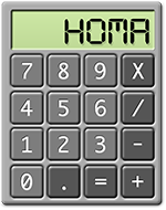 HOMA Calculator logo
